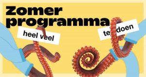 bibliotheek_zomer_programma