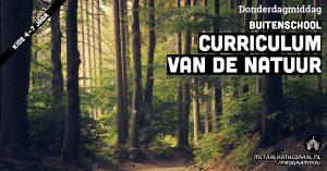 Buitenschool: Curriculum van de natuur (4-7 jr) @ Metaal Kathedraal