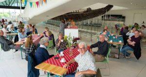Jarig Castellum Hoge Woerd zet vrijwilligers in het zonnetje_2_foto_afke_Holwerda
