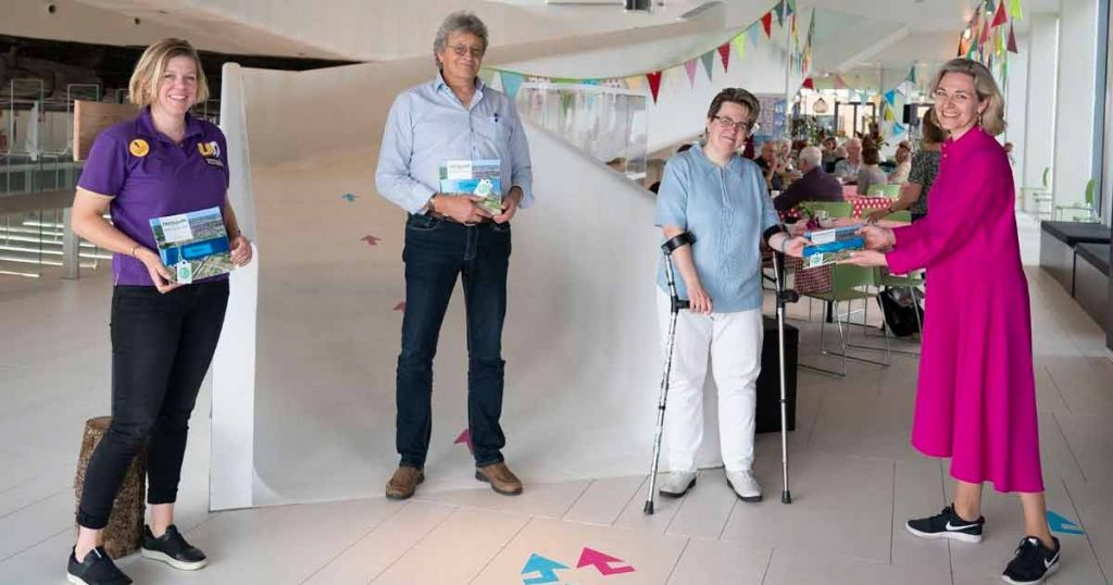 Jarig Castellum Hoge Woerd zet vrijwilligers in het zonnetje_3_foto_afke_Holwerda