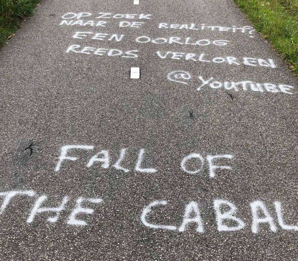 geheimzinnige teksten_Fall of the Cabal door Johan