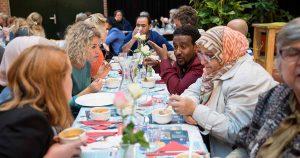 Sociaal buurtrestaurant Resto VanHarte @ Buurtcentrum Bij de Buren