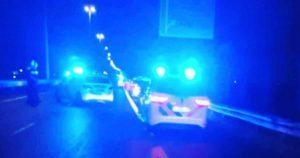 Gestolen auto van de weg gehaald en inzittenden opgepakt_foto_politievdm