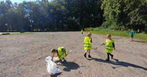St. Bonifatiusschool houdt Haarzuilens schoon