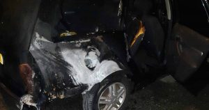 autobrand in Vleuten_foto_politie_vdm
