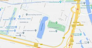 Kaart Strijkviertel Utrecht