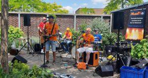 Band Maatvol wint de Kracht van Samen award