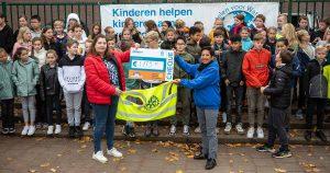 De Willibrordschool in Vleuten haalt geld op voor drinkwater project_3