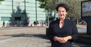 Sharon Dijksma | Foto: Tom Feenstra