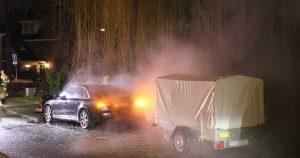 Audi verwoest door brand in Leidsche Rijn_1_foto_112mediautrecht