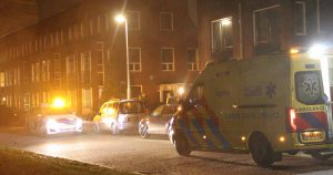 Maaltijdbezorger op scooter gewond na aanrijding met auto in Leidsche Rijn_2_foto_112mediautrecht