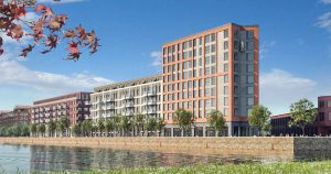 Project BUUR in Leidsche Rijn Centrum, met 454 woningen