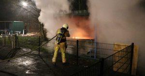 Brand bij JOP bij Azotod in De Meern_5_foto_112mediautrecht