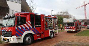 Brandweer rukt groots uit voor woningbrand in Leidsche Rijn_6_foto_112mediautrecht
