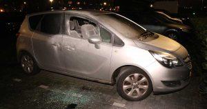 Snel ingrijpen omstanders voorkomt dat auto volledig afbrand_3_foto_112mediautrecht