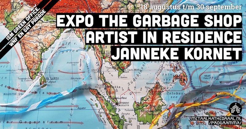 Expo The Garbage Shop - vanaf 18 augustus bij Metaal Kathedraal