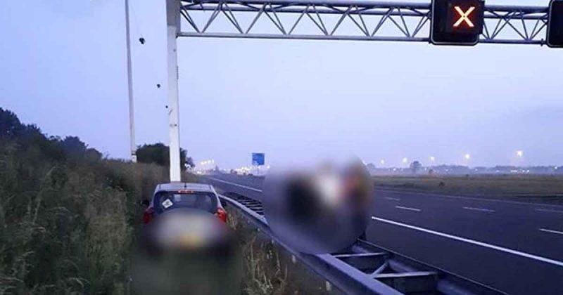 Automobilist-valt-in-slaap-op-de-A12