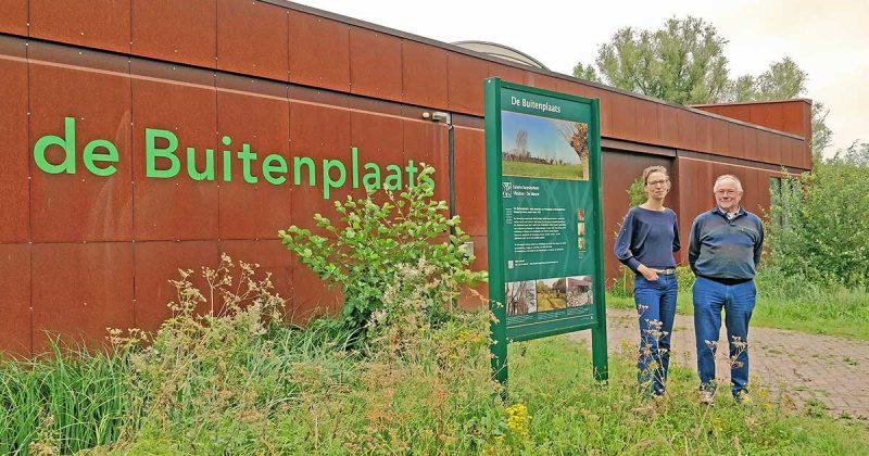 Charlotte Robben & Tabe Tietema | Foto: Marieke Schurink