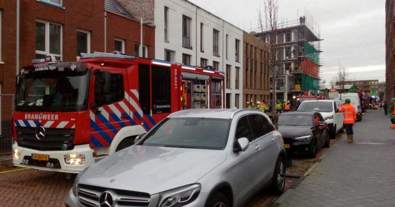Flinke brand in spouwmuur Leidsche Rijn_2_foto_112mediautrecht