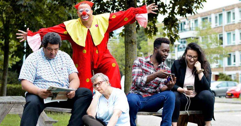 Freaks op het podium bij nieuwe voorstelling Stut Theater