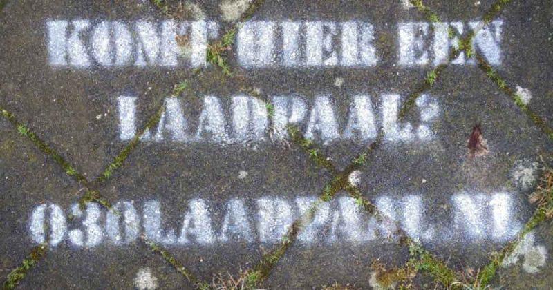 Locatieplan openbare laadpalen 030laadpaal.nl_foto_hp_van_rietschoten