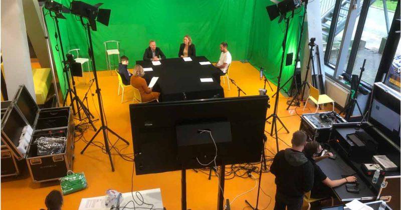 Minkema College organiseert online Talkshow