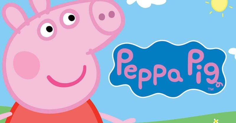 Peppa Pig komt op 18 mei naar Centrum Vleuterweide