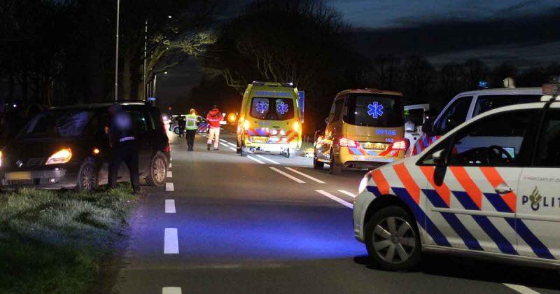 Traumaheli-ingezet-na-ernstig-ongeluk-tussen-auto-en-voetganger3_foto_112mediautrecht