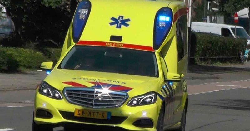 Ambulance / Ziekenwagen