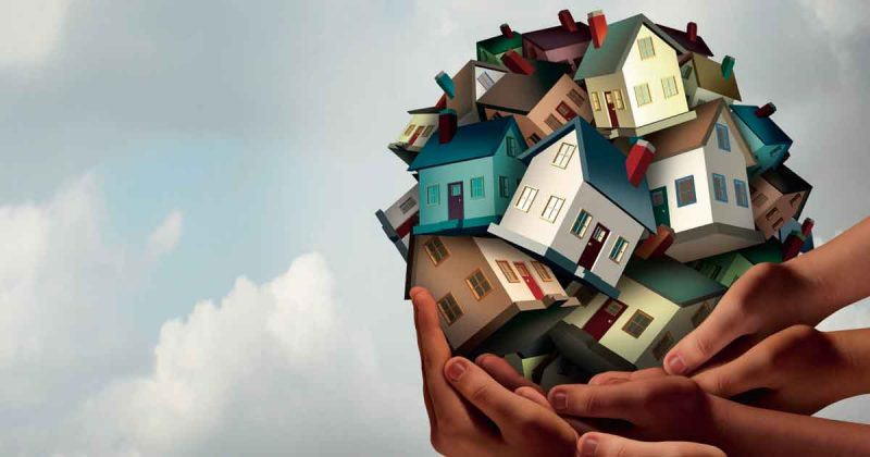 Huizen, woningen, woningmarkt, gezocht