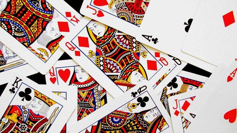 kaarten bridge joker poker