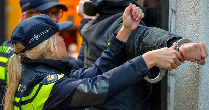 Politie - aanhouding