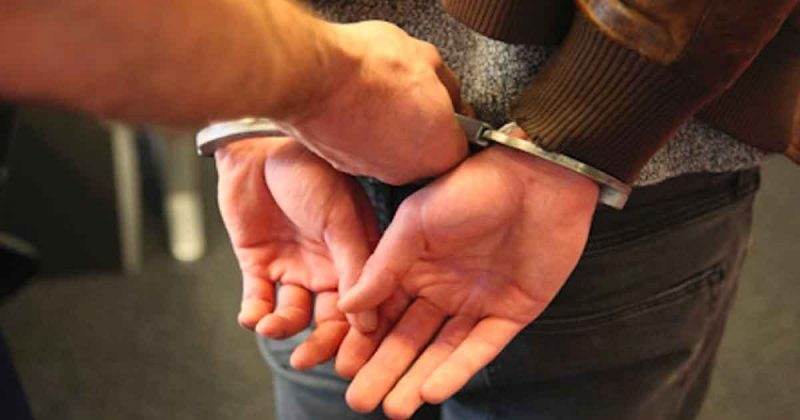 Aanhouding door politie