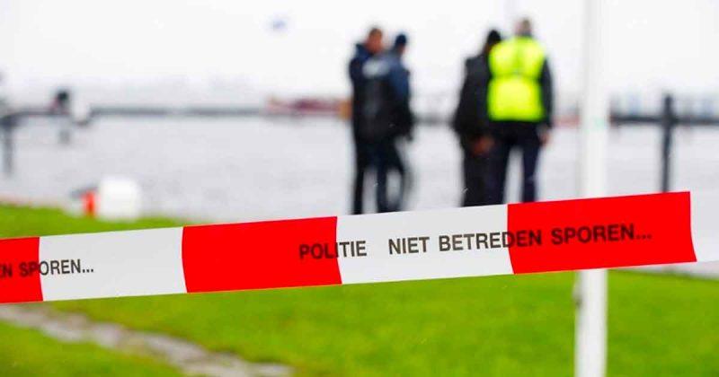 Politie afzetting