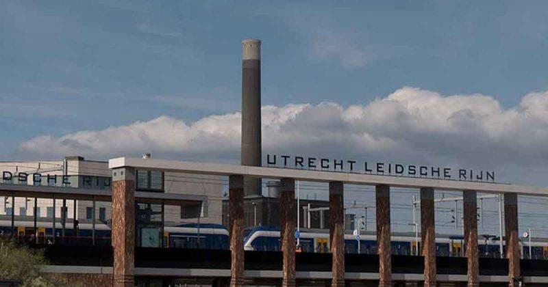 NS Station Utrecht Leidsche Rijn Centrum